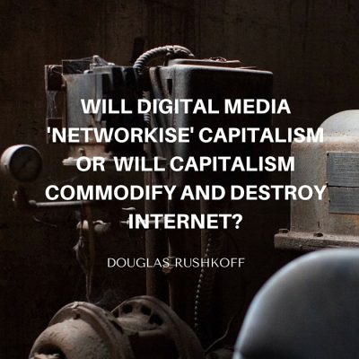 Are Google, Uber, and Digital Companies Trapped by Colonial Economics?